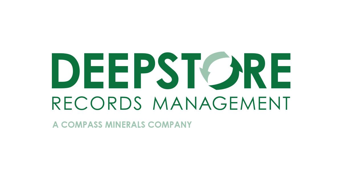 DeepStore Records Management Logo