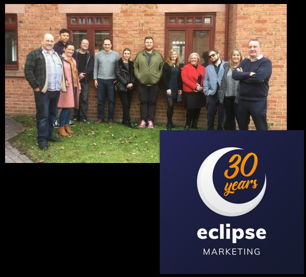 eclipse team photo