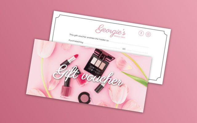 Georgie's beauty salon